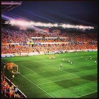 Photo prise au BBVA Compass Stadium par Michael L. le8/4/2013