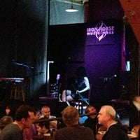 Photo taken at Iron Horse Music Hall by Ian W. on 8/1/2013