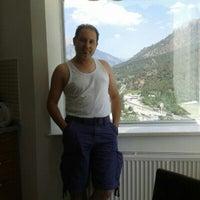 Photo taken at Petek Erkek Kuaförü by Murat I. on 7/31/2013