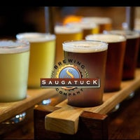 Photo taken at Saugatuck Brewing Company by Saugatuck Brewing Company on 4/11/2014