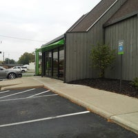 Photo taken at Huntington Bank - N. Main Branch by Aaron N. on 10/15/2013