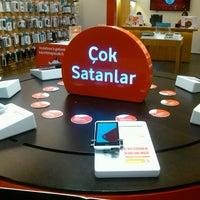 Photo taken at Vodafone by Mustafa G. on 7/9/2014
