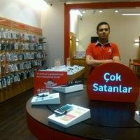 Photo taken at Vodafone by Mustafa G. on 6/2/2014