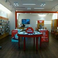 Photo taken at Vodafone by Mustafa G. on 6/18/2014