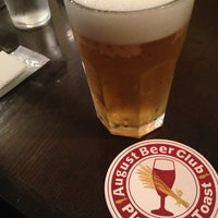 Photo taken at August Beer Club by dash m. on 3/29/2013