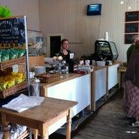 Photo taken at Rocksalt & Snails by Robin K. on 10/4/2012