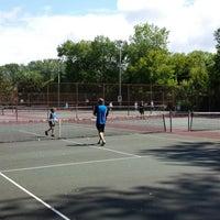 Terrain de tennis Nicolas-Viel - Ahuntsic - 1 tip