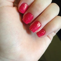 Photo taken at Jussara's Manicure by Emily G. on 10/5/2013