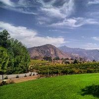 Das Foto wurde bei Orfila Vineyards and Winery von Elliott am 10/5/2012 aufgenommen