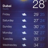 Photo taken at Dubai by Dr. Mahmoud G. on 4/26/2013