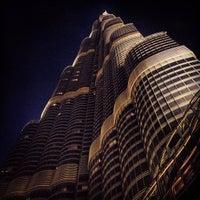Photo taken at Burj Khalifa by Dr. Mahmoud G. on 5/12/2013