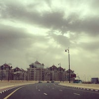 Photo taken at Sheikh Mohammed Bin Zayed Rd by Dr. Mahmoud G. on 3/22/2014