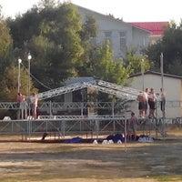 """Photo taken at БУНЦ""""Веневитеново"""" by Мишка К. on 8/21/2014"""