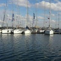 Photo taken at Ev're Boat Show Standı by Erçin Y. on 10/9/2015