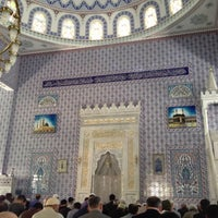 Photo taken at Oktay Cebeci Camii by Cüneyt 🇹🇷 I. on 4/23/2015