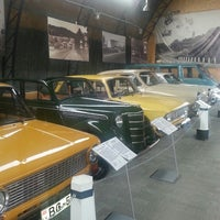 Photo taken at The Bauska Branch of the Riga Motor Museum by Eva B. on 9/20/2014