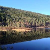 Photo taken at Myravatnet by Kjell E. on 10/12/2013