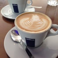 Photo taken at Lavazza by Ayhan Y. on 11/3/2013