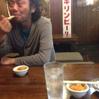 Photo taken at 木村屋 by Yusuke N. on 5/18/2015
