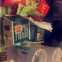 Photo taken at McDonald's by Aysenur Özgül on 7/1/2016
