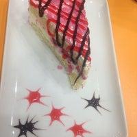 Photo taken at Havuz Cafe by TC-Musa Ü. on 4/13/2014