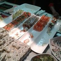 Foto tirada no(a) Keiken Sushi Bar & Restaurante por Flavio Q. em 8/15/2013