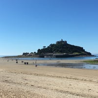 Photo taken at Marazion by nanako C. on 7/17/2016