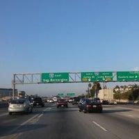 Photo taken at I-10 (San Bernardino Freeway) by Isaac S. on 5/29/2014