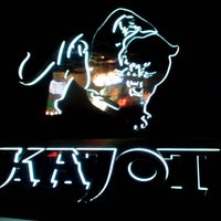 Photo taken at Kajot Poker Club by Tomáš H. on 5/8/2014