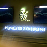 Photo taken at Princess Syahrini Family KTV by Andrian B. on 1/13/2015
