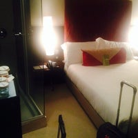 Photo taken at Hilton Garden Inn Bari Hotel by J.R.Suso on 10/31/2014