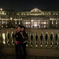 11/16/2012 tarihinde Elisa Y.ziyaretçi tarafından Tianjin Goldin Metropolitan Polo Club'de çekilen fotoğraf