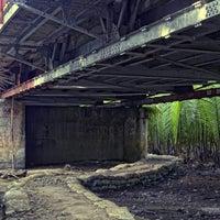 Photo taken at Quezon Bridge by Noël D. on 3/28/2014