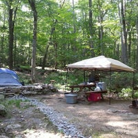 Photo taken at Bald Eagle State Park by Brian B. on 7/25/2014