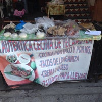 Photo taken at Cecina De Yecapixtla La Autentica by Tony O. on 12/1/2013
