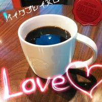 Photo taken at Starbucks Coffee 甲府店 by 星海を識る者 神. on 9/23/2013