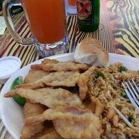Photo taken at Mambo Seafood by Lorin B. on 4/18/2013