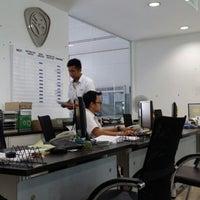 Photo taken at Proton Edar Service Centre by aie a. on 3/7/2014