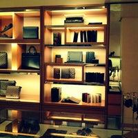Photo taken at Louis Vuitton by Dan L. on 2/7/2013