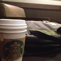 Photo taken at Starbucks @ USA by Joe on 2/17/2014