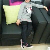 Photo taken at السيدة الانيقة by Nour A. on 1/25/2014