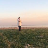 Photo taken at شاليهات الدوحه by الفرس on 2/7/2014