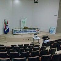Photo taken at Auditorio da Reitoria by Laelcio M. on 9/5/2013