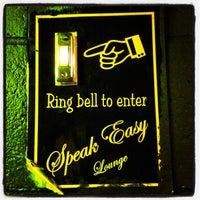 Photo taken at Speak Easy Lounge by Leandro E. on 5/4/2013