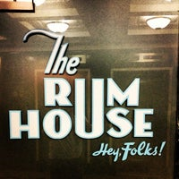 Photo taken at The Rum House by Leandro E. on 4/12/2013