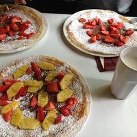 Photo taken at The Pancake Corner by Mert C. on 5/9/2013