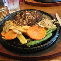 Photo taken at The Sizzlin' Pepper Steak by Din on 6/29/2013