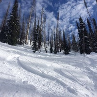 Photo taken at selkirk mountain experience by Adrianne H. on 2/27/2014