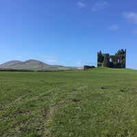Photo taken at Ballycarbery Castle by Adrianne H. on 5/8/2018