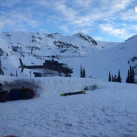 Photo taken at selkirk mountain experience by Adrianne H. on 3/1/2014